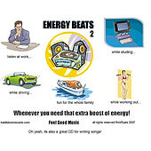 Play & Download Energy Beats 2 by Double R | Napster