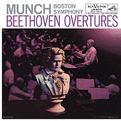 Beethoven: Overtures by Charles Munch