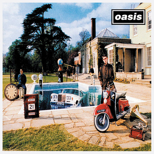 Be Here Now (Deluxe Edition) by Oasis