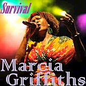 Play & Download Survival by Marcia Griffiths | Napster