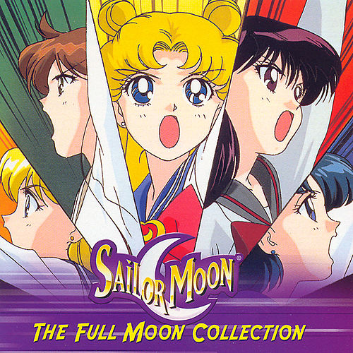 The Full Moon Collection by Sailor Moon