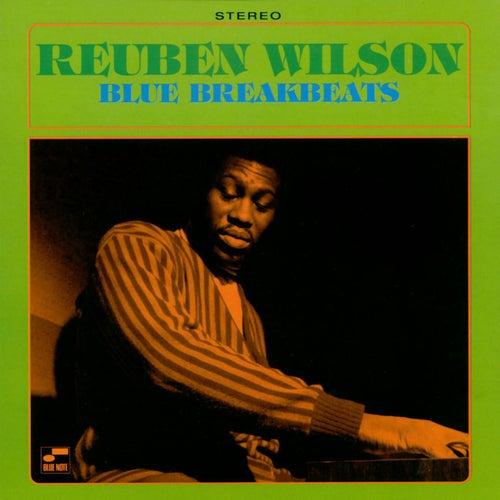 Blue Breakbeats by Reuben Wilson