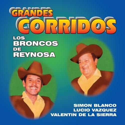 Grandes Corridos by Los Broncos De Reynosa