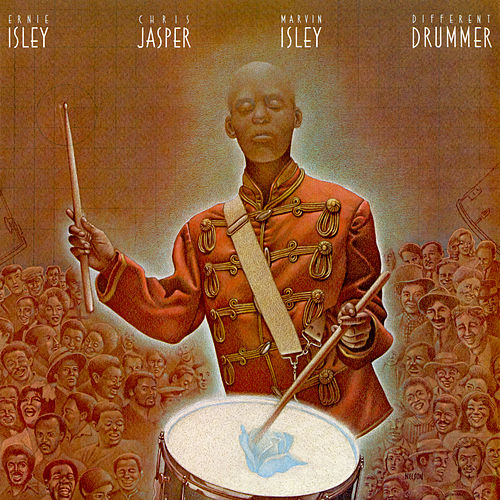 Different Drummer by Isley Jasper Isley