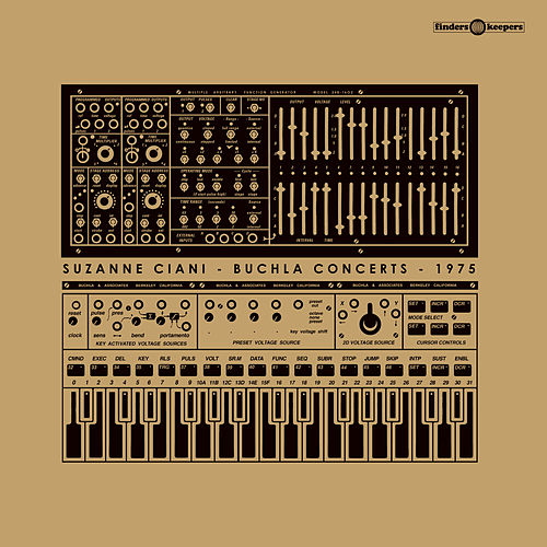 Play & Download Buchla Concerts 1975 by Suzanne Ciani | Napster