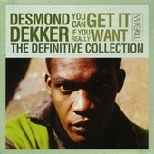 The Definitive Collection: You Can Get It If You Really Want by Various Artists