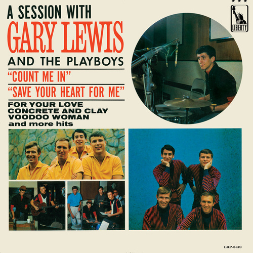 Play & Download A Session With Gary Lewis And The Playboys by Gary Lewis & The Playboys | Napster