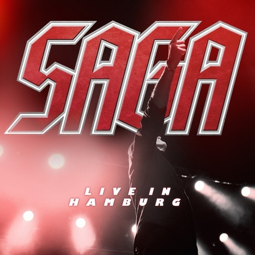Live in Hamburg by Saga