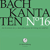 J.S. Bach: Cantatas, Vol. 16 by Various Artists
