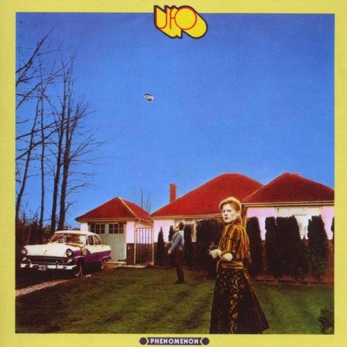Phenomenon (2007 Remaster) by UFO