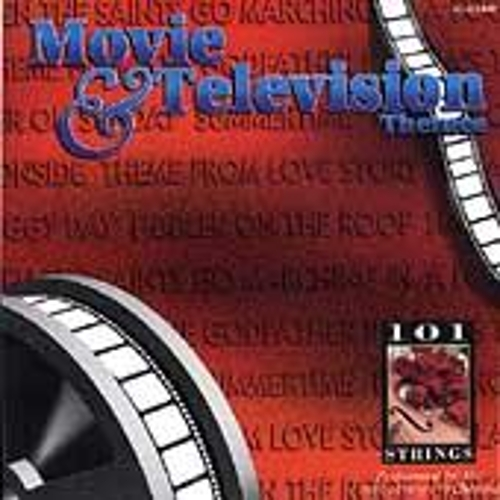 Play & Download Movie & Television Themes by 101 Strings Orchestra | Napster