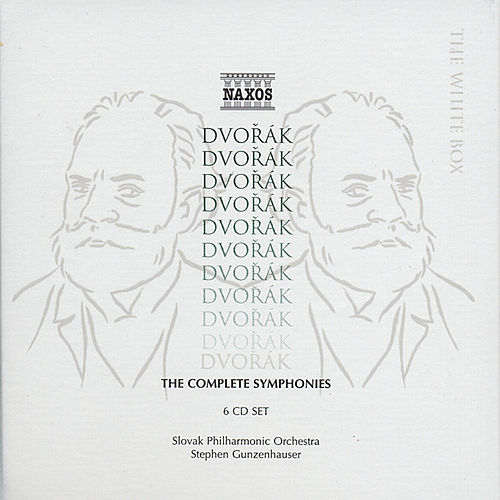 Play & Download The Complete Symphonies by Antonin Dvorak | Napster