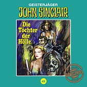 Tonstudio Braun, Folge 43: Die Töchter der Hölle by John Sinclair