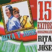 Play & Download 15 Exitos Originales by Rita Y Jose | Napster