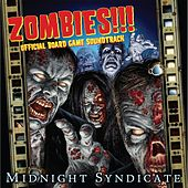 Zombies!!! (Official Board Game Soundtrack) by Midnight Syndicate