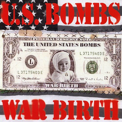 War Birth by U.S. Bombs