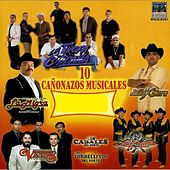 Play & Download 10 Canonazoz Musicales by Various Artists | Napster