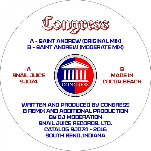 Play & Download Saint Andrew by Congress | Napster
