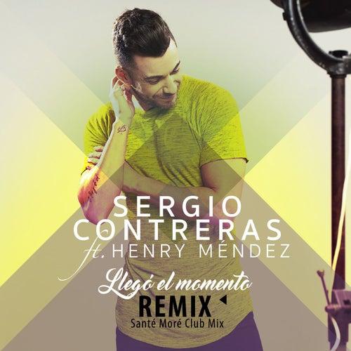 Llegó el momento (feat. Henry Méndez) (Santé Moré Club Mix) de Henry Mendez