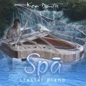 Spa Crystal Piano Cd + Dvd by Ken Davis