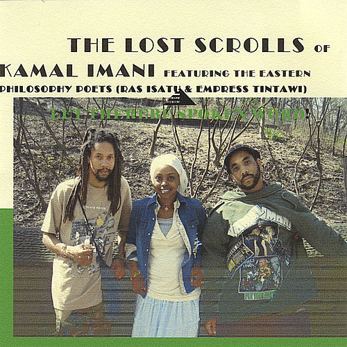 The Lost Scrolls by Kamal Imani