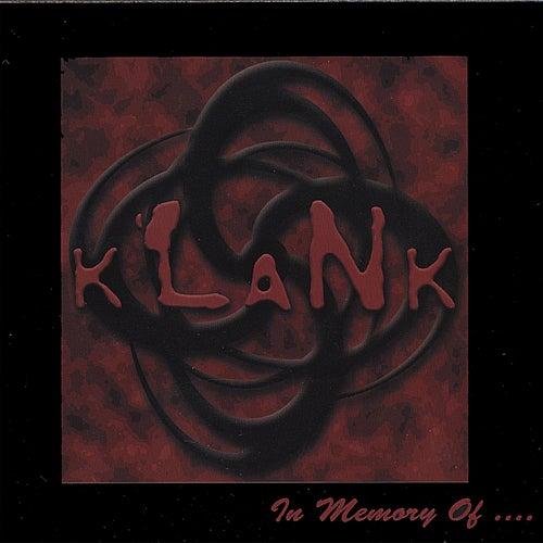 In Memory Of... by Klank