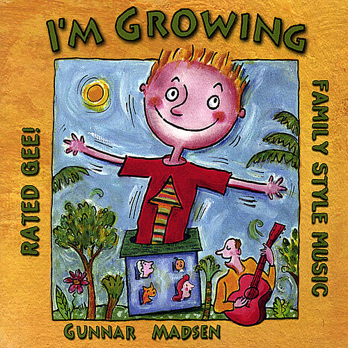 Play & Download I'm Growing by Gunnar Madsen | Napster