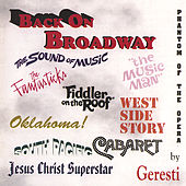 Back On Broadway by Geresti