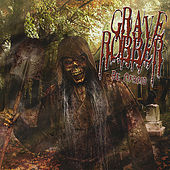 Be Afraid + 1 by Grave Robber