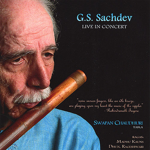 G.S.Sachdev Live in Concert by G.S. Sachdev