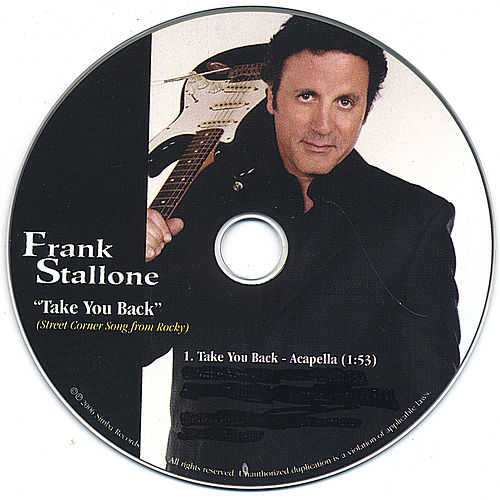 Play & Download Rocky Balboa - Take You Back (Street Corner Song ) by Frank Stallone | Napster