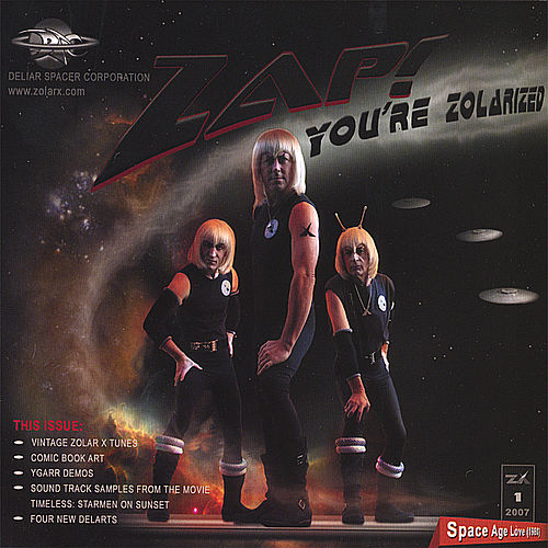 Zap! You're Zolarized by Zolar X
