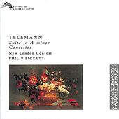 Telemann: Recorder Concertos by Various Artists