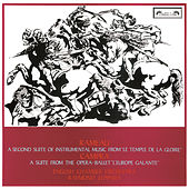 Rameau: Le Temple de la Gloire (second suite) / Campra: L'Europe Galante by English Chamber Orchestra