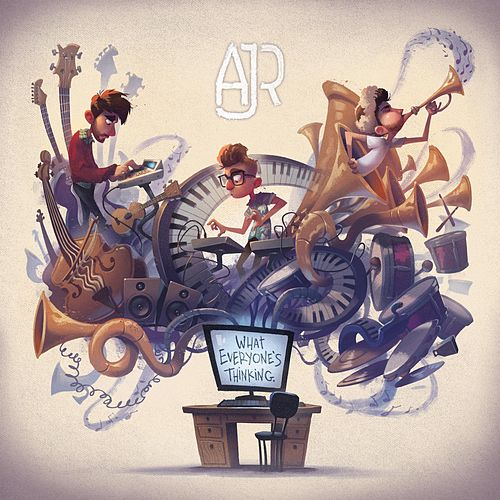 What Everyone's Thinking - EP de AJR