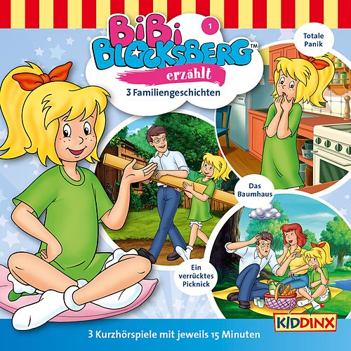 Kurzhörspiel - Bibi erzählt: Familiengeschichten von Bibi Blocksberg