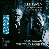 Beethoven: Oleg Kagan Edition, Vol. IX by Oleg Kagan