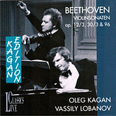 Beethoven: Oleg Kagan Edition, Vol. VIII by Oleg Kagan
