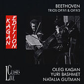 Beethoven: Oleg Kagan Edition, Vol. V by Oleg Kagan