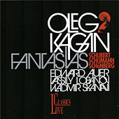 Schubert, Schumann & Schönberg: Oleg Kagan Edition, Vol. XXXIV by Oleg Kagan