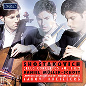 Play & Download Shostakovich: Cello Concertos Nos. 1 & 2 by Daniel Müller-Schott | Napster