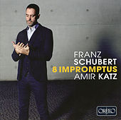Play & Download Schubert: 8 Impromptus by Amir Katz   Napster