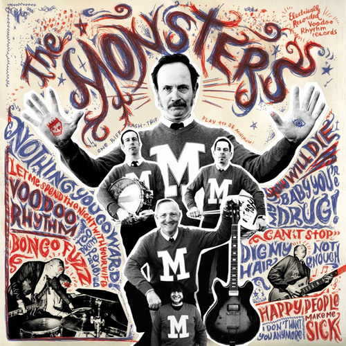 Play & Download M by The Monsters | Napster