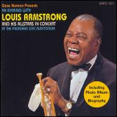 Louis Armstrong at Pasadena Civic Auditorium by Louis Armstrong