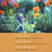 Debussy, Chausson & Emmanuel: Chamber Works by Various Artists