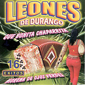 Play & Download Que Bonita Chaparrita by Los Leones de Durango | Napster