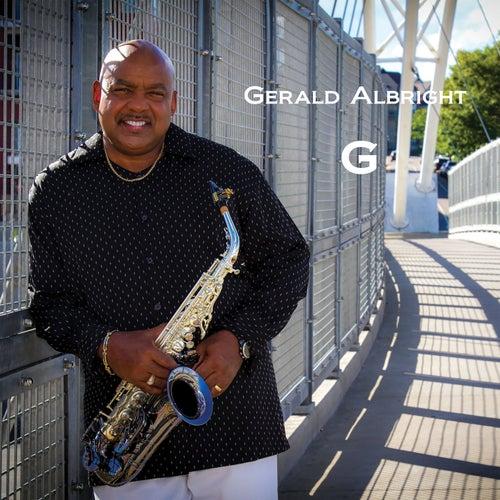 Play & Download G (Bonus Version) by Gerald Albright | Napster