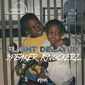 Flight Delayed by Speaker Knockerz