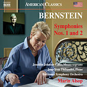 Bernstein: Symphonies Nos. 1 & 2 by Various Artists