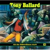 Folge 25: Als der Silberdämon starb von Tony Ballard